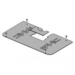 Couvercle caisson S800H