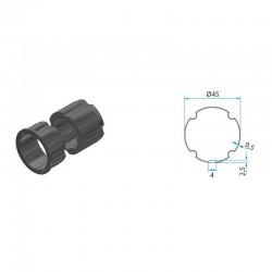 Adaptateur pour tube ZF 45mm