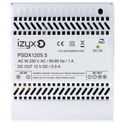 PSDX1205.5 IZYX