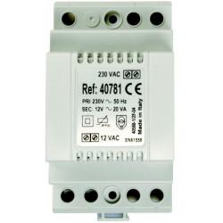 Transformateur 230 V / 12...